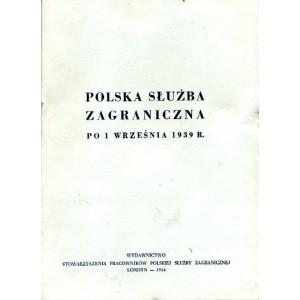 Polska służba zagraniczna