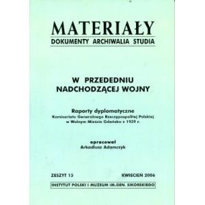 Materiały, zeszyt 15
