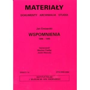 Materiały, zeszyt 14