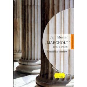 """""""Marchołt"""" (1934-1939)"""