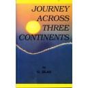 Journey Across Three Continents
