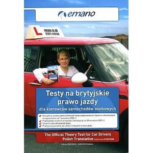 Testy na prawo jazdy w Wielkiej Brytanii dla kierowc�w samochod�w osobowych