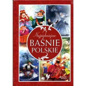 Najpiękniejsze baśnie polskie