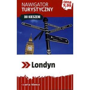 Londyn - Nawigator turystyczny do kieszeni
