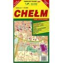 Chełm. Mapa