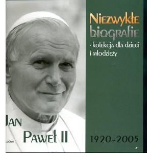 Jan Paweł II. Niezwykłe biografie - kolekcja dla dzieci i młodzieży