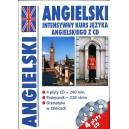 Angielski intensywny kurs języka angielskiego z CD